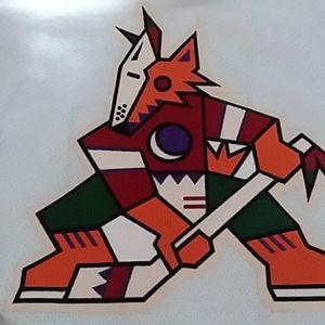 Mens xxl Phoenix Coyotes Jersey